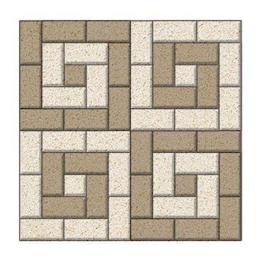 Способы укладки тротуарной плитки   370x370